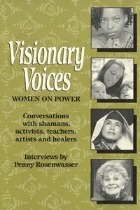 Book cover for Voices from a 'Promised Land' by Penny Rosenwasser